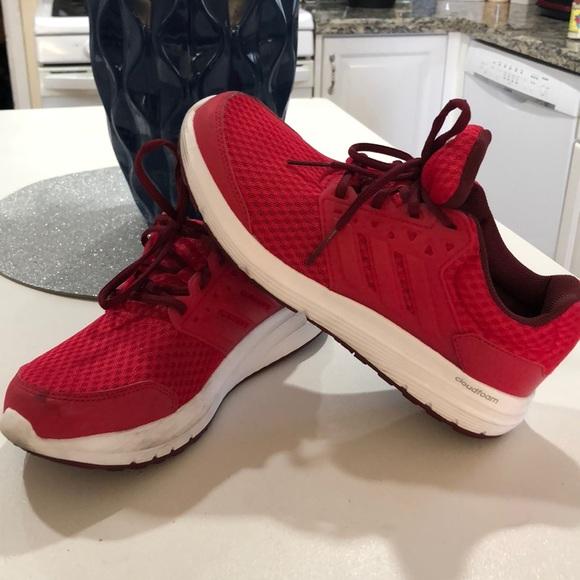 red adidas ortholite Shop Clothing